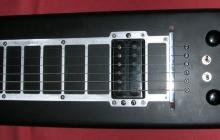 Lap Steel Janus 5